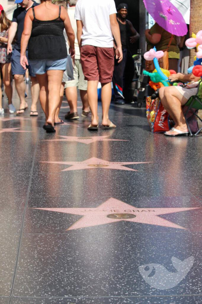 Sterne des Hollywood Boulevard, Los Angeles