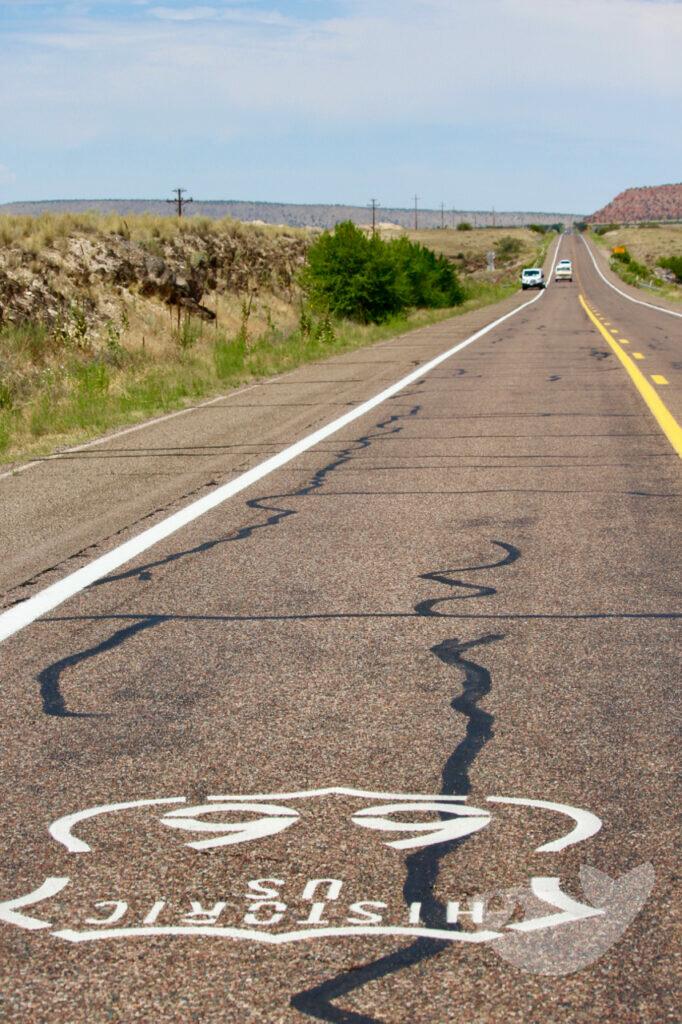 US Highway: Die Route 66