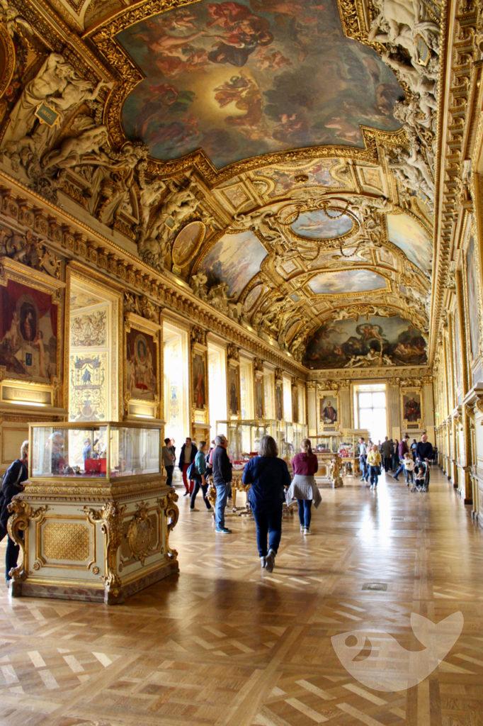 Apollo Galerie im Louvre, Paris
