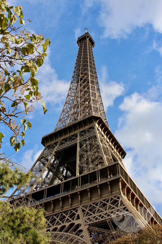 Eiffelturm Paris - immer wieder ein Erlebnis